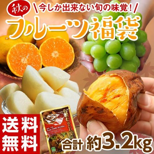 《送料無料》フルーツセット『旬の果物4種+甘栗』...