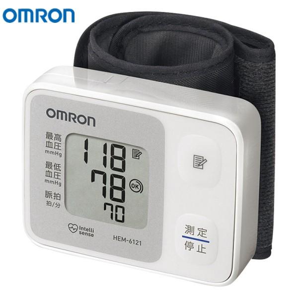 <送料無料>オムロン 手首式血圧計 デジタル血圧...