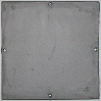 腰瓦 平(穴有)10枚セット