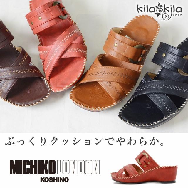 ミチコロンドン MICHIKO LONDON KOSHINO サンダル...