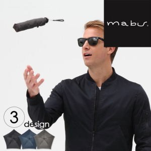 【mabu 超軽量折りたたみ傘 hane MBU-LMH】重さス...