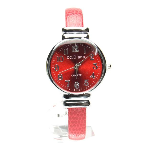 レディース腕時計 電池式クォーツ バングル型 3ヶ...