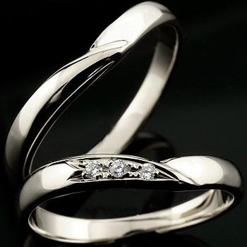ペアリング 結婚指輪 マリッジリング キュービッ...