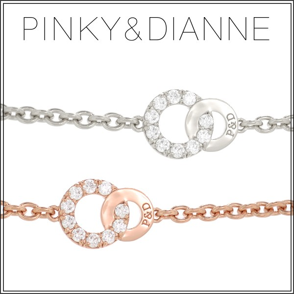 【PINKY&DIANNE】ブリリアントサークルジルコニア...