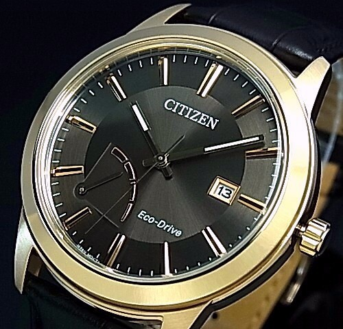 【CITIZEN/シチズン】メンズ ソーラー腕時計 パワ...