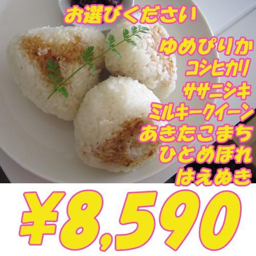 『2016年産』 選べる白米・玄米/20〜30kg コシヒ...