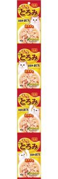 【いなばペット】チャオ とろみプチ4連パック ...