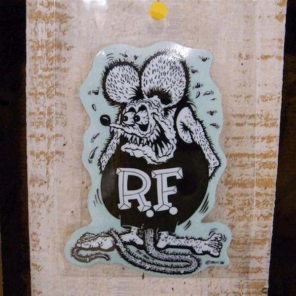 ラットフィンク Rat Fink  デカール S (RD002 :モ...