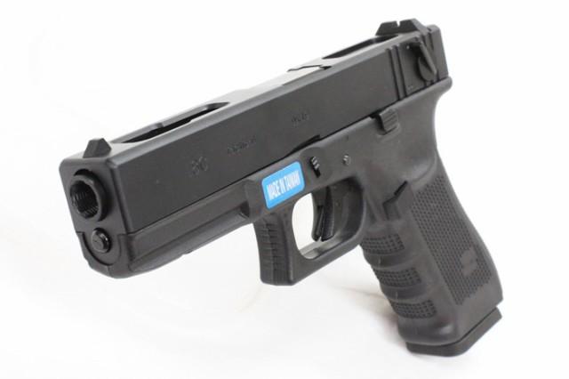 【激安!訳あり品】We-Tech Glock18C Gen.4 ガス...