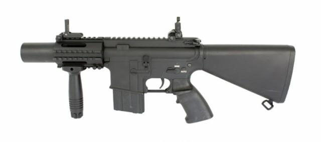 【値引き!45%OFF】A&K M4 CQB-03 フルメタル電...