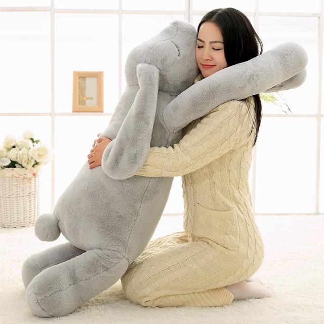 【送料無料】うさぎ ぬいぐるみ 大 ウサギ 抱...