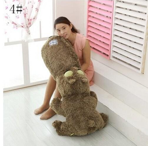 いぬぬいぐるみ 犬 特大 抱き枕 子供のプレゼ...