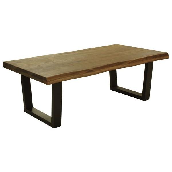 ウォールナットセンターテーブル幅100cmタイプ 人...