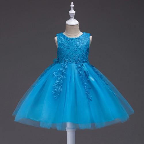 5色  ジュニアドレス 子供ドレス フォーマル キッ...
