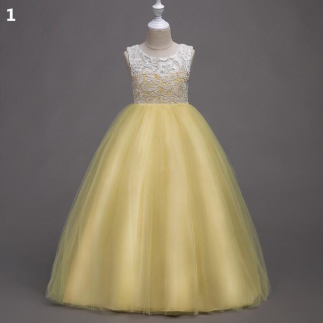 子供ドレス 女の子 フォーマル 結婚式 ジュニアド...