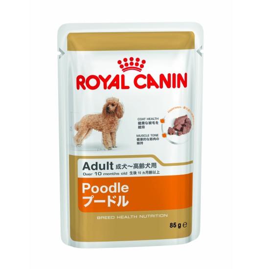 ロイヤルカナン BHN-WET プードル 成犬〜高齢犬用...