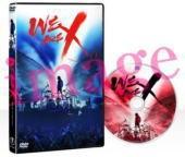 ◆特製トレカ☆10%OFF☆X JAPAN DVD 【WE ARE X...