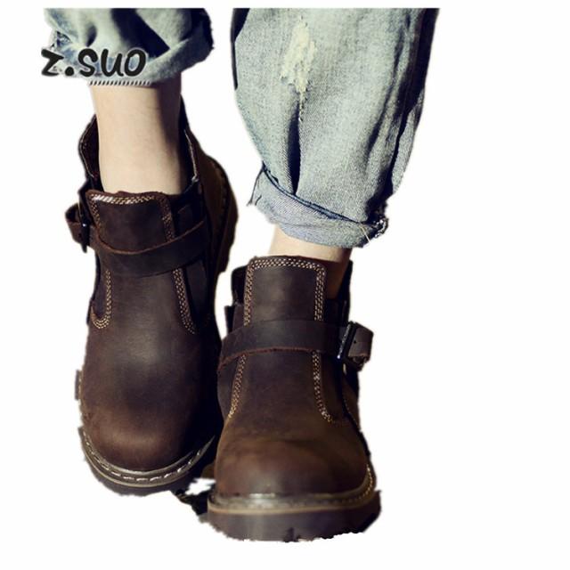 送料無料  靴 レディース 革 ブーツ ショート...