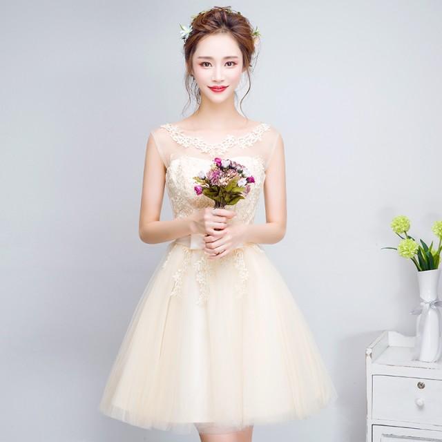 ウェディングドレス カラードレス プリンセス  ...