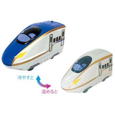 おふろDEミニカー【E7系北陸新幹線かがやき】パイ...
