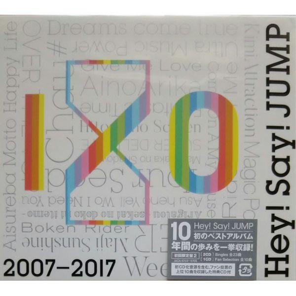 1711 新品送料無料 Hey! Say! JUMP 2007-2017 I/O...