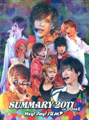 1712 新品送料無料 Hey!Say!JUMP/SUMMARY 2011 in...