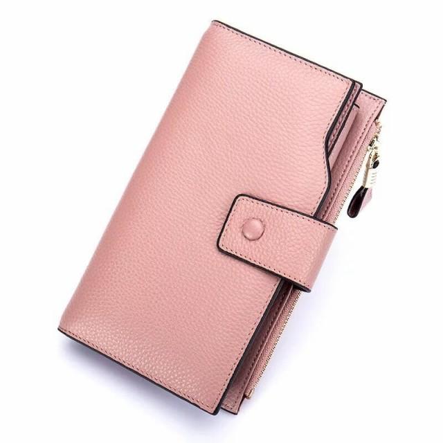 b4ef1e06355d 本革財布 カード収納 長財布 レザー レディース メンズ サイフ ウォレット 革 レザー マザー コイン