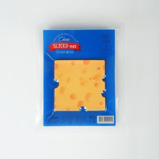 【リアルな付箋】チェダーチーズ / SLICED EAT ST...