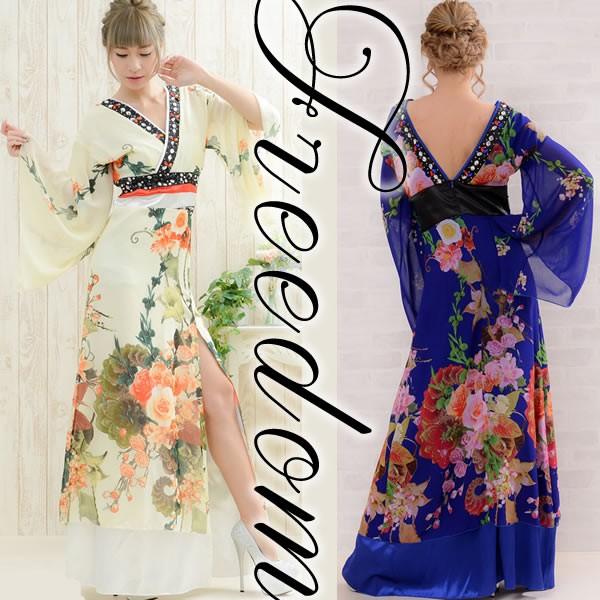 花魁 花魁ドレス 着物ドレス コスプレ 衣装 セク...