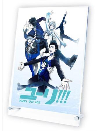 ユーリ!!! on ICE◆スタンドポスター◆ティザ...