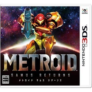【送料無料(ネコポス)・即日出荷】3DS メトロイド...