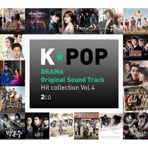 韓国音楽 ヒットドラマのO.S.Tを一つのアルバムに...