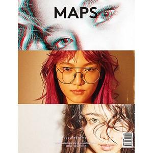 韓国女性雑誌 MAPS(マップス)2017年 5月号 (ス...