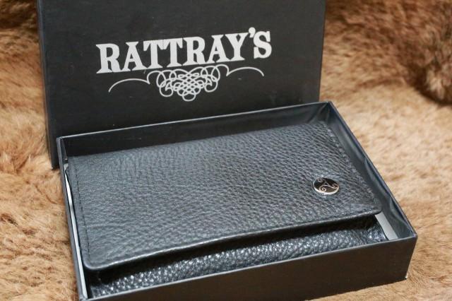【RATTRAY'S】ラットレー 本革製 煙草ポーチ Sサ...