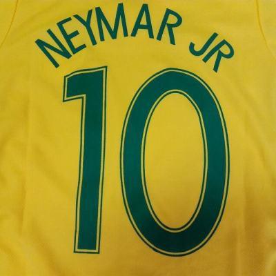 子供用 K012 16 ブラジル NEYMAR JR*10 ネイマー...