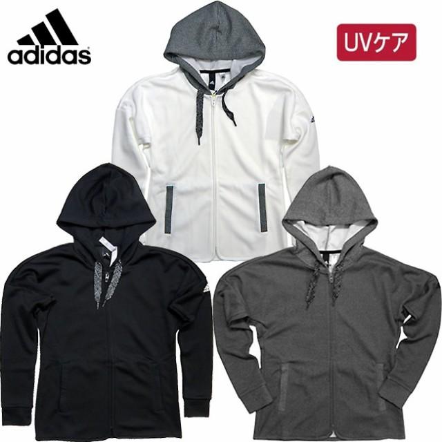 アディダス【adidas】スウェットパーカジャケット...