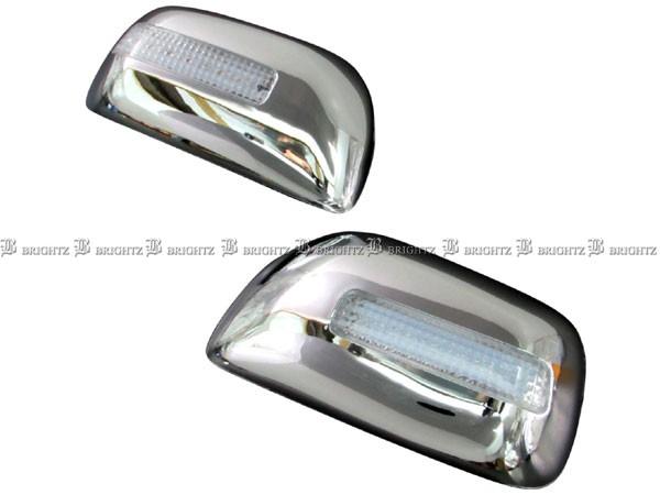 BRIGHTZ ラウム 20 25 LEDウィンカー付メッキドア...