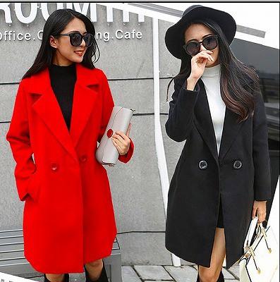 【大きいサイズXL-4XL】ファッションコート♪全4...