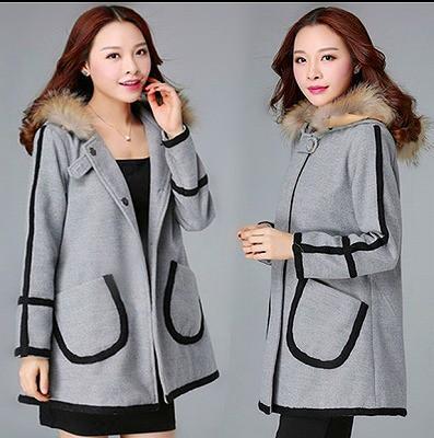 【大きいサイズXL-4XL】ファッションコート