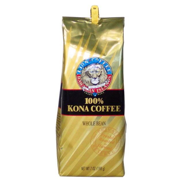 ライオン 100%コナコーヒー 7oz(198...