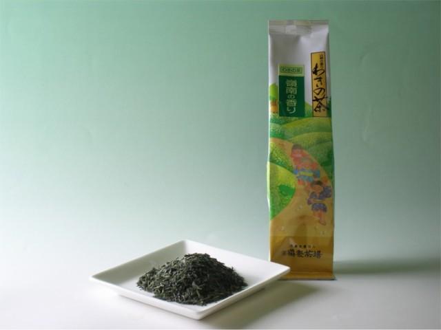 【霧の森】無農薬の新宮茶★熱湯でも気軽に楽しめ...