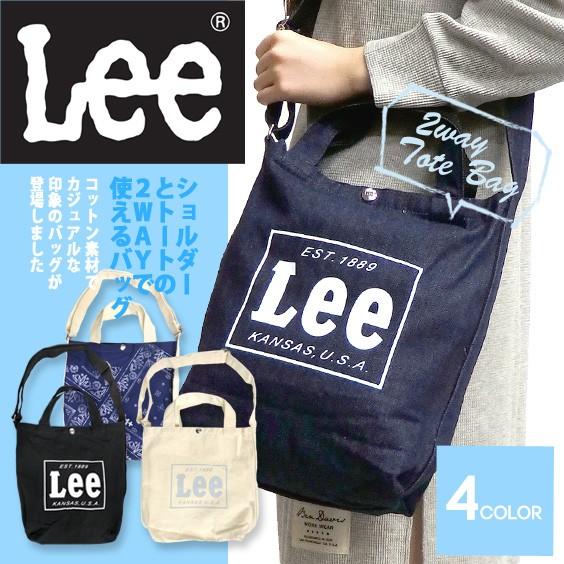 トートバッグ Lee リー 2way トート バッグ 04253...