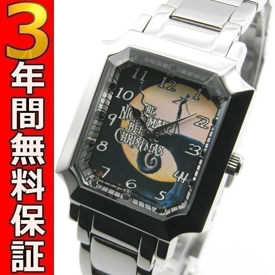 即納可 ディズニー 腕時計 ナイトメアー・ビフォ...