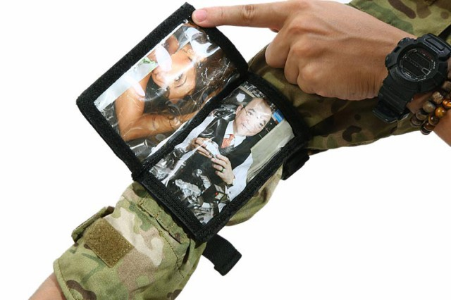 Tactical アームバンド Ver.FE BK【fix-por178】...