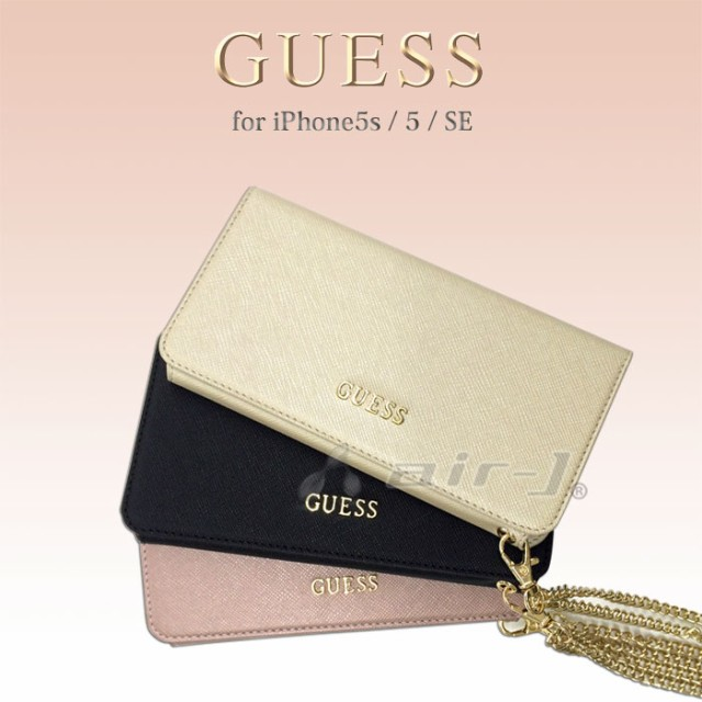 GUESS(ゲス)・公式ライセンス品 iPhone5s iPho...