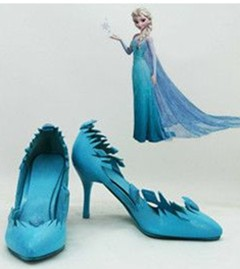 gargamel  コスプレ靴  アナと雪の女王 Frozen プ...