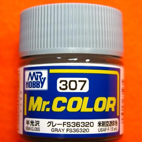 【遠州屋】 Mr.カラー (307) グレーFS36320 米制...