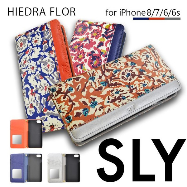 iPhone8 iPhone7/6s/6 【SLY/スライ】 「HIDRA FL...