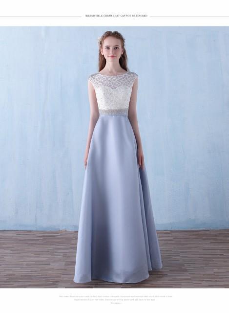 大人気 ロングドレス演奏会  結婚式 ドレス ウェ...