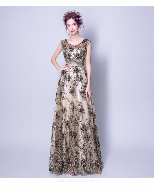 ナイトドレス/シャンペンウェディングドレス/パー...